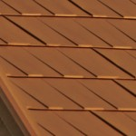 Classic-Copper_Wakefield Bridge Steel Roof Tiles_Available at Metal Roof Outlet Ontario