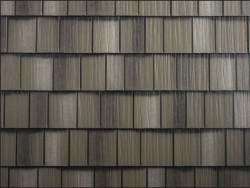 Shake Style Metal Roof - Arrowline Shake in T-Tone-Blend-1 available from Metal Roof Outlet