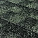 Granite Ridge Stone-Coated Metal Shingles - Ironwood