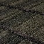 Pine Crest Shake Stone Coated Metal Roof - Colour Timberwood